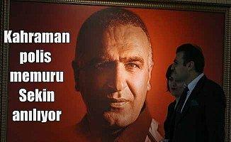 İzmir halkı Fethi Sekin'i unutmadı