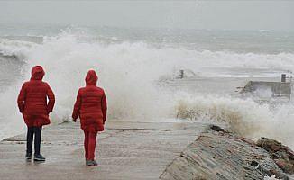 Karadeniz, Marmara ve Ege'de fırtına bekleniyor