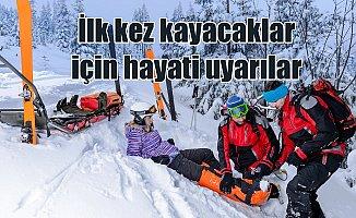 Kayak yaparken bunları unutmayın: Düştükten sonra kalkmaya çalışmayın!