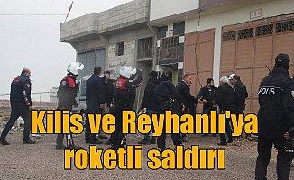Kilis, Hassa ve Reyhanlı'ya roketli saldırı