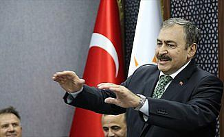 Eroğlu: Türkiye'nin hiçbir şehrini susuz bırakmayacağız