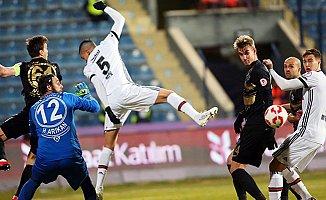 Osmanlıspor 2- Beşiktaş 1