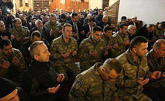 Prizren'de 'Zeytin Dalı Harekatı' için zafer duası