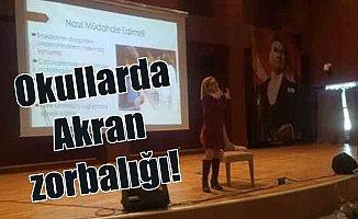 Rehber Öğretmenlere Akran Zorbalığı Konferansı