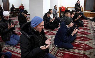 Sancak'ta Türkiye için 'zafer duası' okundu