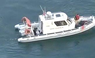 Sarıyer'de otomobil denize uçtu.Bir kişi öldü