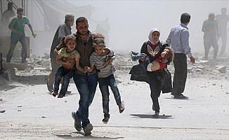 Suriye'de geçen yıl 10 binden fazla sivil öldürüldü