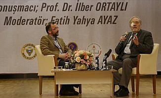 Tarihçi Prof. Dr. Ortaylı: ABD dış politikası iyi dosya tutar ve kalleştir