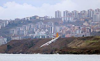 'Trabzon'daki kaza pistten kaynaklı iddiası asılsızdır'