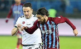 Trabzonspor, Atiker Konyaspor'a konuk oluyor
