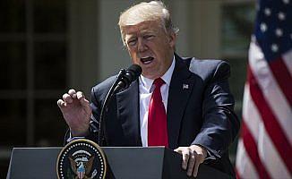 Trump'tan 'İran' paylaşımı
