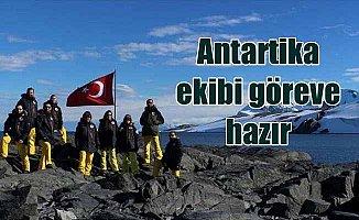 Türk Antarktik ekibi 2. seferine çıkacak