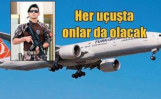 Türk yolcu uçaklarında özel harekat polisleri de olacak