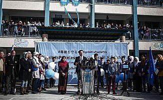 UNRWA'dan Filistinliler için küresel kampanya