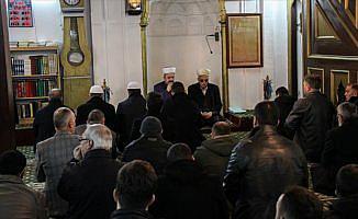 Üsküp'te Zeytin Dalı Harekatı için 'zafer duası'