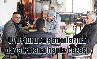 Uyuşturucu satıcılarını dövdüğü için hapis cezası aldı