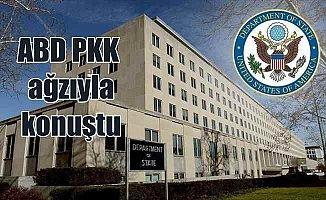 ABD bu kez PKK ağzıyla konuştu; Çelişkili açıklamalar