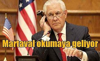 ABD'li bakan PKK'lıları Afrin'den kurtarmaya geliyor