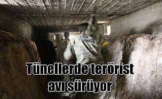 Afrin'de zorlu görev! Tünellerde terörist avı