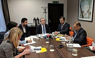 AK Parti Genel Başkan Yardımcısı Eker: İngiliz hükümetinin aldığı çok önemli bir karardır