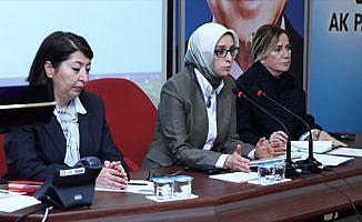 AK Parti'li kadınlar çocuk istismarı çalıştayı düzenleyecek