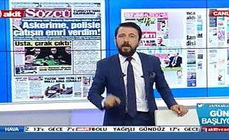 Akit TV sunucusunun o sözlerine 4,5 yıla kadar hapis istemi