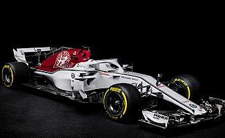 Alfa Romeo, Sauber F1 Takımı'nın yeni aracı C37 görücüye çıktı