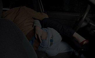 Arabada seks yapan çift zehirlenerek öldü
