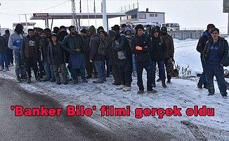 'Banker Bilo' filmi Kars'ta gerçek oldu