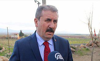 BBP Genel Başkanı Destici: Tahminim; seçim ittifakı yüzde 55 ila yüzde 60 galip çıkacak