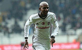 Beşiktaşlı futbolcu Talisca ikinci kez baba oldu