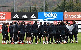 Beşiktaş'ta derbi hazırlıkları başladı