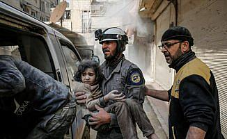 BM Genel Sekreteri Guterres: 400 bin sivil yeryüzünde cehennemi yaşıyor