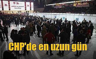CHP'de PM ve YDK üyeleri belirlenecek