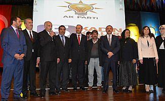 CHP'den istifa edip AK Parti'ye geçtiler
