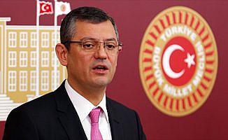 CHP'li Özel'den 'ittifak' açıklaması