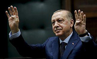 Erdoğan 'Kudüs Gençlik Başkenti' onursal başkanı seçildi