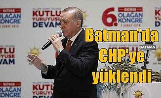 Erdoğan: Bu topraklar lümpenlere terk edilemeyecek