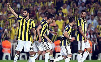 Fenerbahçe derbilerde yenilgiyi unuttu