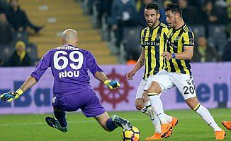 Fenerbahçe seriyi bozmadı