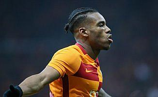 Galatasaray'da Rodrigues'in yıldızı parlıyor