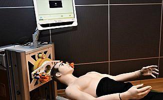 'KASK'la beyin hasarları ambulansta tespit edilebilecek