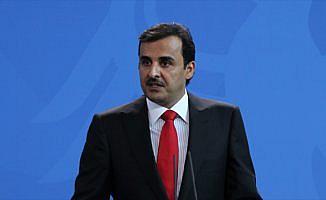 Katar Emiri'nden Doğu Guta'daki saldırılara tepki