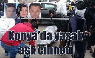 Konya'da yasak aşk cinneti: Kuzeniyle aşk yaşayan karısını öldürü