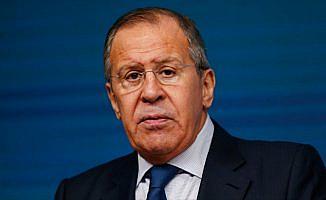 Lavrov'dan Afrin açıklaması