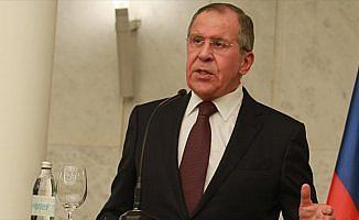 Lavrov'dan Kosova açıklaması