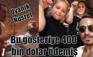 Nusret'in Beckham'lı reklamının maliyeti 400 bin dolar