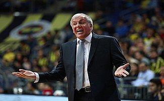 """Obradovic: """"Çok iyi bir maç oynadığımızı düşünüyorum"""""""