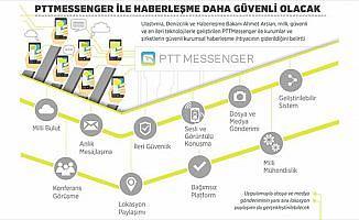 PTTMessenger ile haberleşme daha güvenli olacak