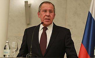 Rusya Dışişleri Bakanı Lavrov'dan 'ateşkes tasarısı' değerlendirmesi